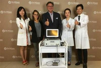 FUE Training with Dr. Cole in Taiwan